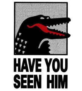 gator have you seen him